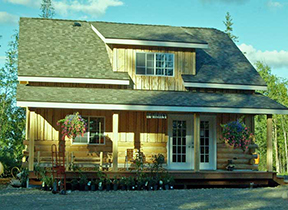 Denali Fireside, your place to stay in Talkeetna, Alaska